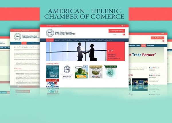 The American Hellenic Chamber of Commerce